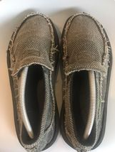9 Slip Sidewalk Mens SANUK 42 Shoes CHIBA US Gray EU On � Surfer Casual SIZE Rf6qqTw