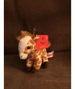 "Aurora 5"" clip-on giraffe - $3.96"