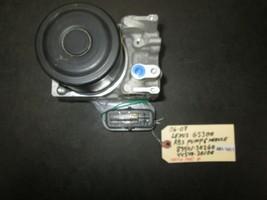 **06 07 LEXUS GS300 ABS PUMP & MODULE #89541-30260/44540-30100 *See item* - $79.20