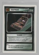 Tricorder - Star Trek: Next Generation CCG - Equipment - Decipher Games. - $0.97