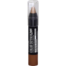 Maybelline Color Tattoo 24 Hr Crayon 725 Bronze Truffle 0.08 oz, SEALED ... - $6.79