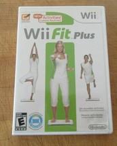 Wii Fit Plus (Wii, 2009) - $9.89