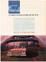 Vintage 1960 Magazine Ad Plymouth Solid For 1960 A Chrysler Engineered P... - $5.93