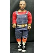 "Galoob 1983 A-Team Mr T BA. Baracus Real-Life Superhero 12"" Action Figure - $69.25"