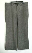 Old Navy Women's Size 18 Regular Wool Blend Patterned Career Dress Pants - $17.99