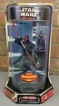 1999 Star Wars Episode 1 Darth Maul Epic Force 360 Figure Movie Motion - $9.49