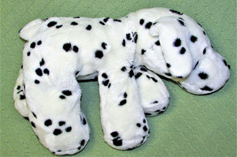 "16"" Commonwealth DALMATIAN DOG SPECKLES Plush Stuffed 1980s Nose to Rump... - $65.44"