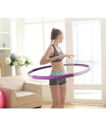PRO Hula Hoop Sporting Goods Fitness Gear Weight Loss Tools Body Buildin... - $74.00
