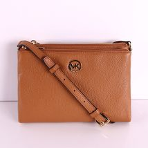 Michael Kors Fulton East West Acorn Cross Body Bag - $103.39