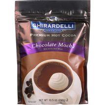 Ghirardelli Hot Cocoa - Premium - Chocolate Mocha - 10.5 oz - case of 6 - $42.99