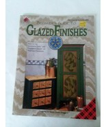Beginner's Guide to Glazed Finishes How to Use Tools & Glazes Walls & Fu... - $4.94