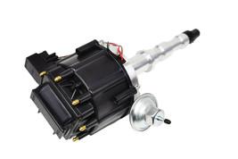 Cadillac HEI Distributor Kit 368 425 472 500 63-84 65,000 Volt V8 Black image 2