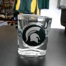 NCAA  Michigan State Spartans 2oz Logo Shot Glass - $13.71
