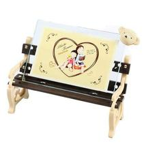 Panda Superstore Creative Bear/Chair Table-top Frames Decor Resin Photo/Frames 6 - $21.83