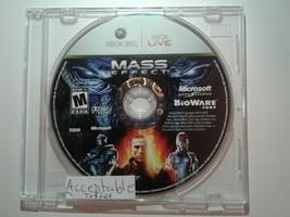 Mass Effect (Microsoft Xbox 360, 2007) - $3.85