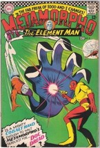 Metamorpho Comic Book #8 DC Comics 1966 FINE- - $13.08