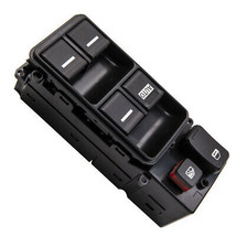 Driver left main power window switch Fit Honda Accord 08-12 4-Door/Coupe... - $28.51