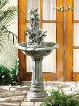 33631 SHIPS FREE Cascading Fountains Enchanting Cherubs Fountain   - $164.55