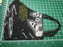 Star Wars Face Mask Reusable Metal Nose Bridge Average Large Ear Saver P... - $14.84