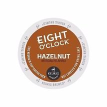 Eight O'Clock Hazelnut Coffee, 96 count K cups, FREE SHIPPING ! - $59.83