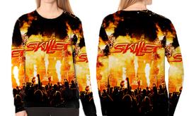 Women Sweatshirt skillet - $30.99+