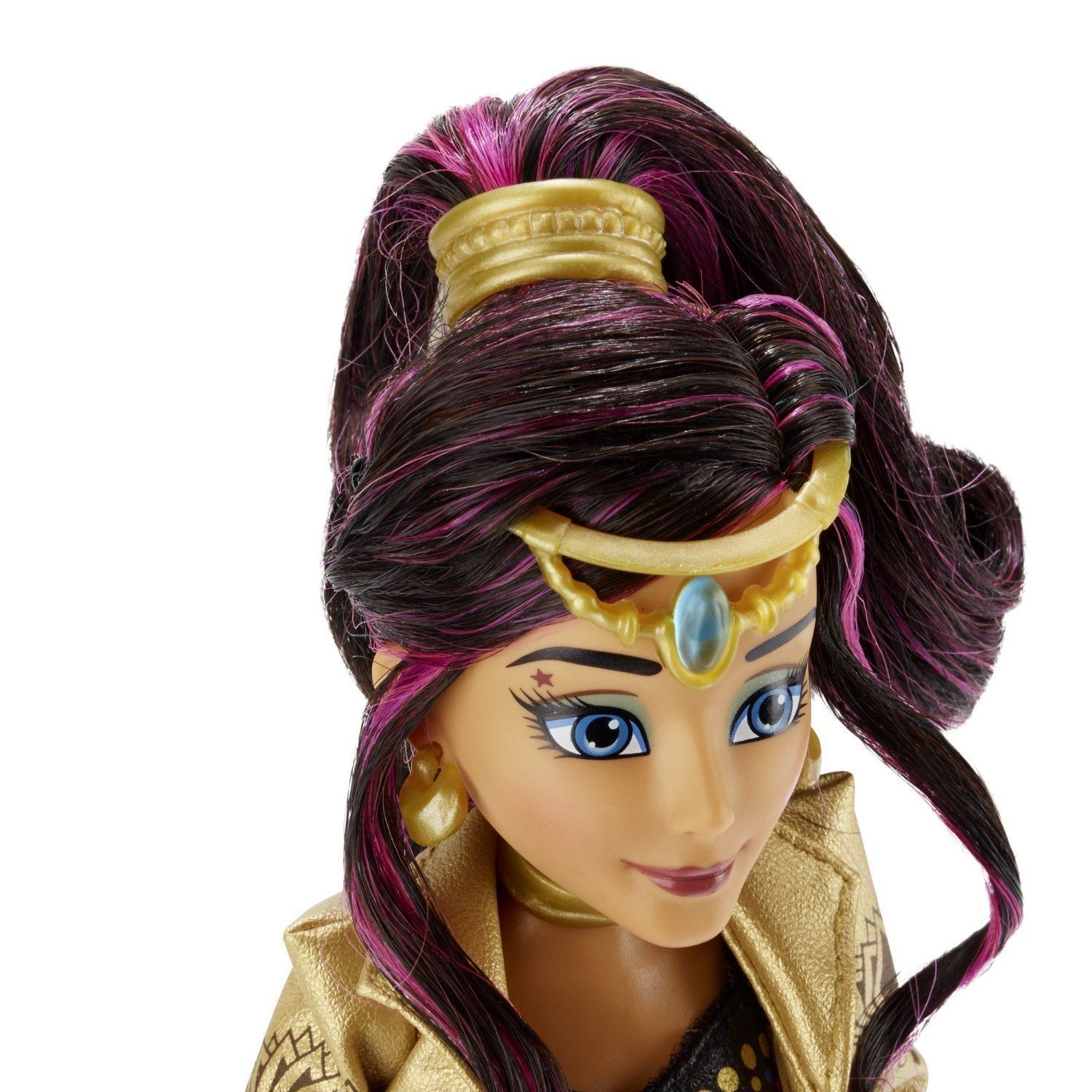 Image 4 of Disney Descendants Auradon Genie Chic Jordan Doll