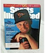 Sports Illustrated May 1 1995 Cal Ripken Jr Baltimore Orioles - $5.93