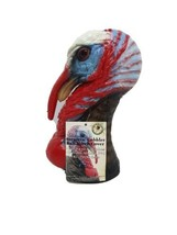 GREENHEAD GEAR DUCKS UNLIMITED G STRUTTING GOBBLER BALL HITCH COVER - $12.99