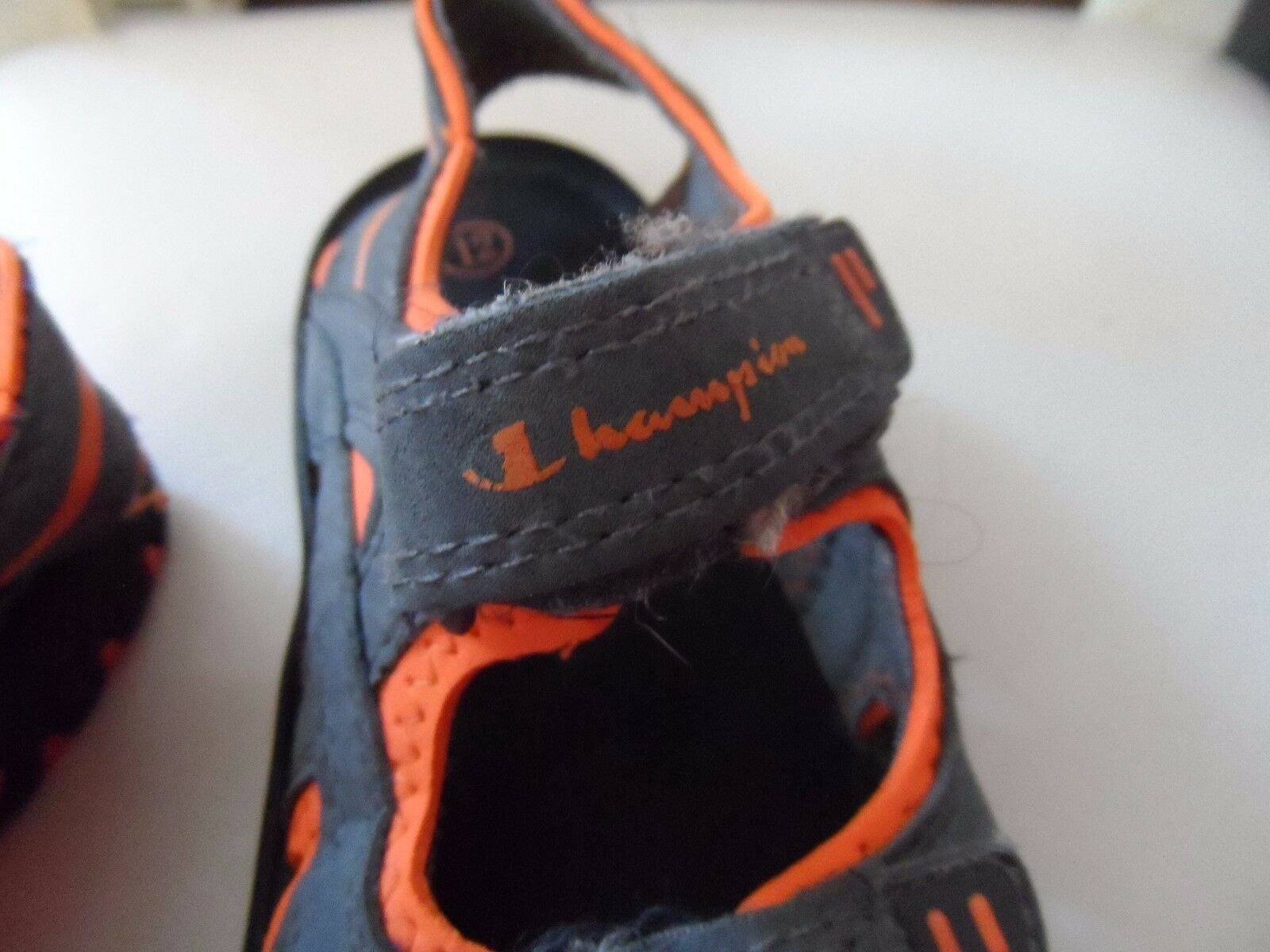 youth toddler athletic sandal size 12M by Champion