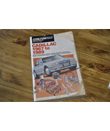 Chilton Cadillac 67-89 Repair Manual - $10.99