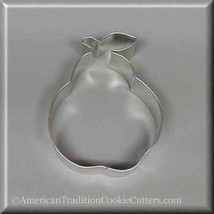 "3.75"" Pear Metal Cookie Cutter #NA8119 - $1.75"