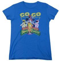 Power Rangers - Go Go Short Sleeve Women's Tee Shirt Officially Licensed... - $19.99+