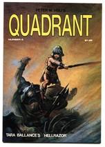Quadrant #5  Hellrazor- Peter M Hsu 1985  NM- - $18.92