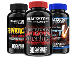 Blackstone Labs PCT Stack - Gear Support, PCT V, Eradicate  Post Cycle - $105.64