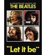 The Beatles Let it Be 1970 DVD Free USA Shipping - $12.64