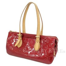 LOUIS VUITTON Vernis Rosewood Avenue Shoulder Bag M93507 Authentic 5433599 - $464.40