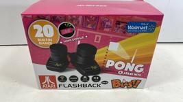 Atari Flashback Blast! Pong, Retro Gaming 20 Built in Games BRAND NEW - $6.30