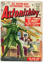 Astonishing #42 1955-Atlas horror- From Out of Smog VG/F - $181.88