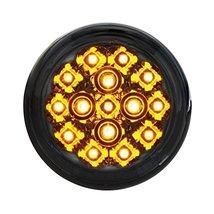 """15 LED 2 3/8"""" Harley Turn Signal Light - Amber LED/Smoke Lens - $28.09"""