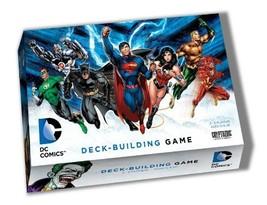 Cryptozoic Entertainment DC Deck-Building Game - $46.48