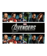 Avengers edible cake strips cake wraps decorations frosting strips - $7.80