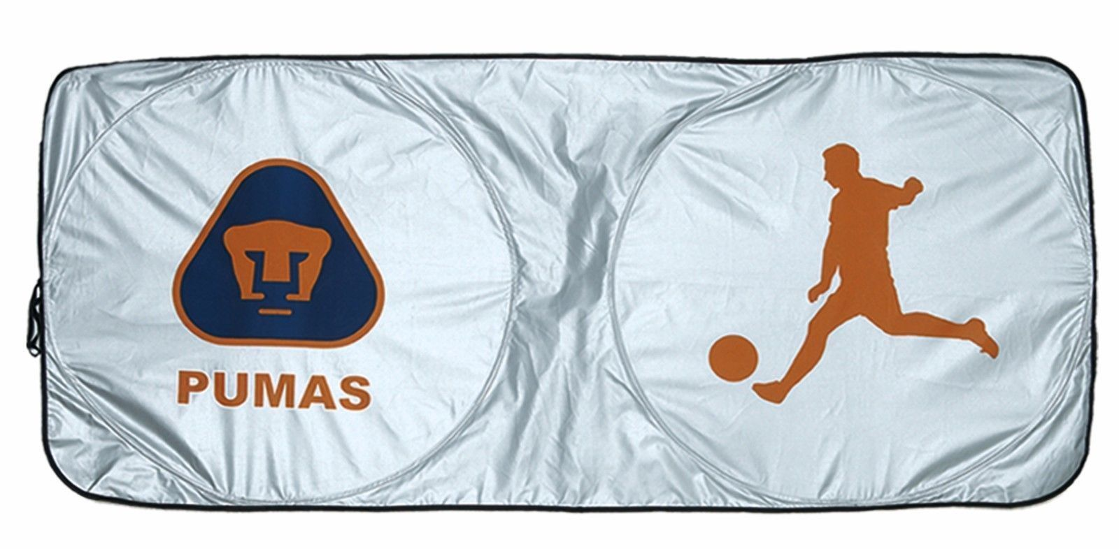 Primary image for PUMAS Official Car Sun Shade Jumbo and Standard