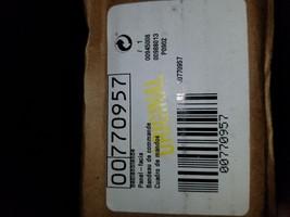 BOSCH 00770957 Panel-facia Silver, 6-program / 6-option, w/ top seal - $68.31