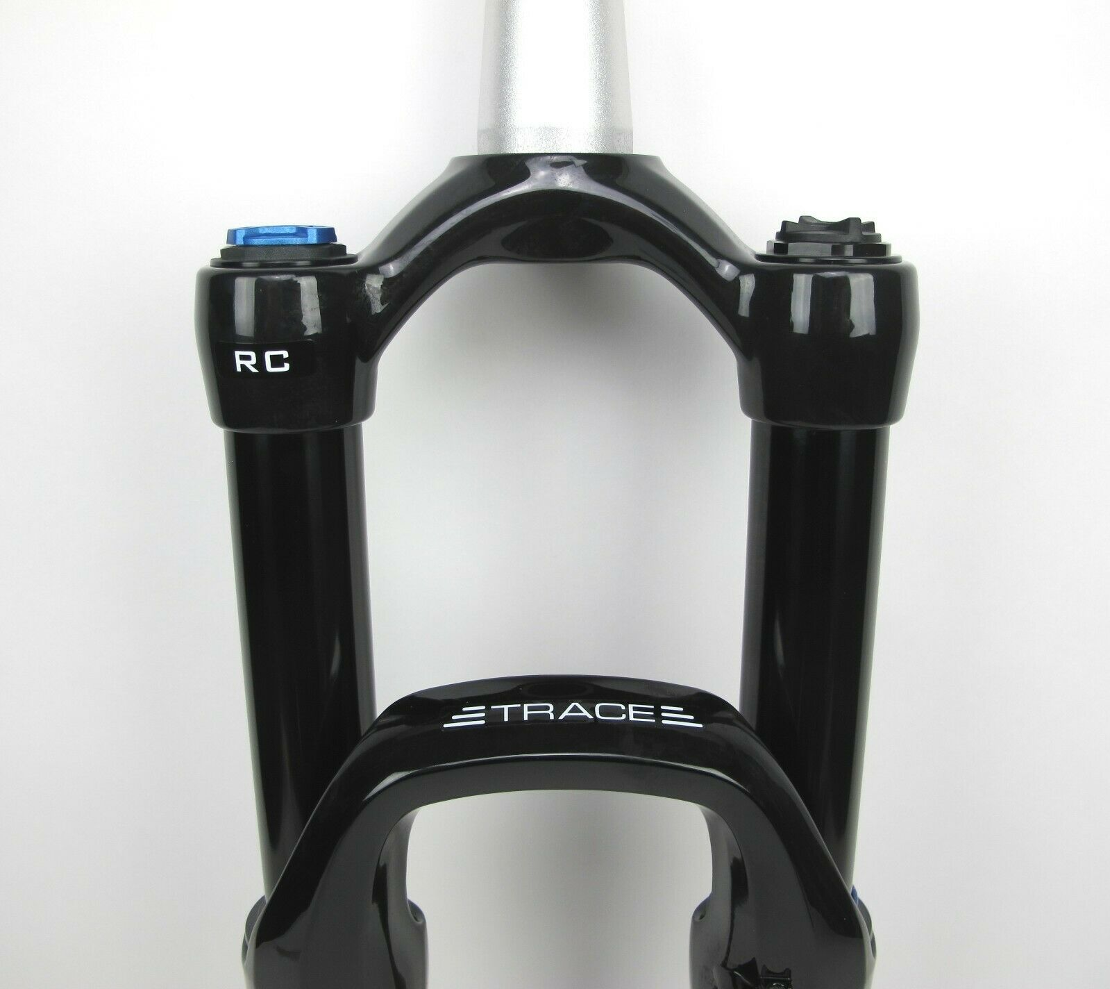 """X-Fusion Trace 34 Fork 29/"""" 130mm Travel Non-Boost 15x100mm White $649 MSRP"""