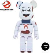 Be@rbrick Ghostbusters Marshmallow Man 1000% MEDICOM TOY Figure Rare New - $2,184.92