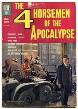 4 Horseman of the Apocalypse- Four Color Comics #1250 1961 G - $27.74