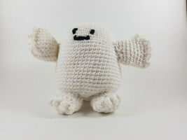 Dr. Who Adipose, 6 inch, hand crafted, crocheted - $4.95