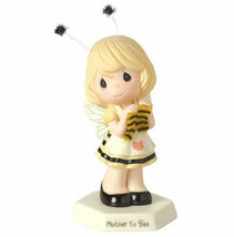 Mother to Bee Precious Moments Figurine Girl Antenna Wings Socks NWOB - $30.68