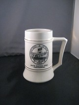 The Great Seal of Rock Rapids Iowa Centennial White Beer Mug Stein Cup - $10.35