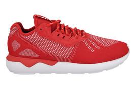 Adidas Originals Tubular Runner Weave Men's Trainers Red Shoes B25597 - $68.70